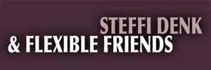 Das Logo :: flexiblefriends.de Steffi Denk & Flexible Friends
